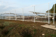 太陽光フェンス